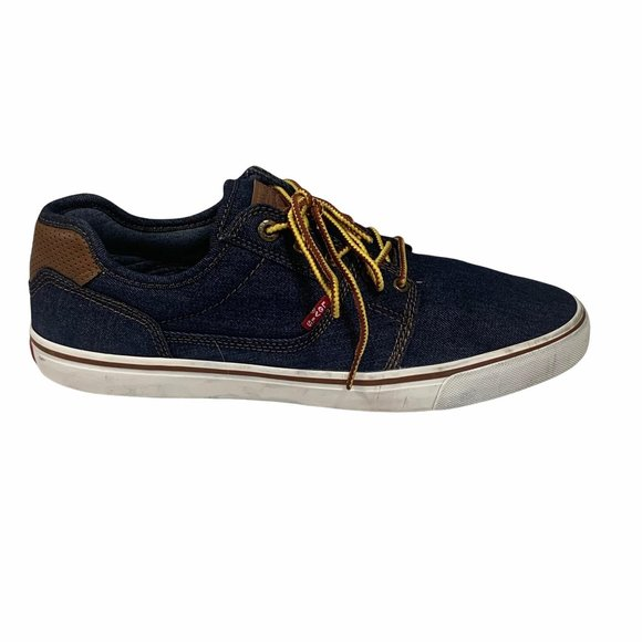 Levis Mens Sneakers Size 11 Athletic Shoes